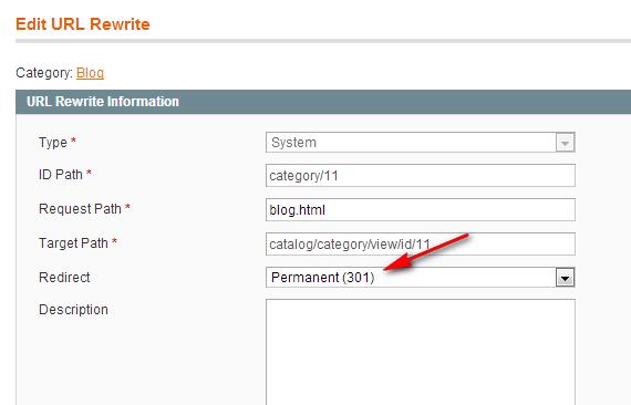 Redirect Magento category to a URL – entroducing com
